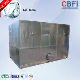 Creatore di ghiaccio commerciale automatico superiore del cubo