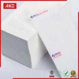 Étiquettes d'expédition de collants d'étiquette de feuille de papier thermosensible