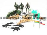軍隊セットの知識人のおもちゃの26部分