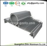 CNC 기계로 가공을%s 가진 열 싱크를 위한 OEM Precison 알루미늄 밀어남