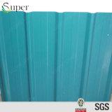 高品質カラー金属の鋼鉄屋根ふきシート