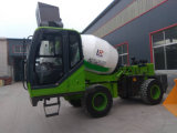 2.6 metros cúbicos de camiones hormigonera con 85kw Quanchai 4102zg motor