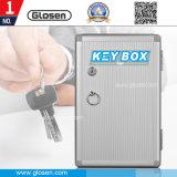 Pequeña económica caja de almacenamiento de claves de identificación de 24 cuadro Tecla de bloqueo