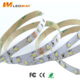 Super brillo LED SMD3528 60/M 4,8 W/M, 24V Cuttable tira de LEDs de luz