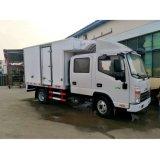 판매를 위한 JAC 5 전송자 냉장고 또는 냉장고 트럭