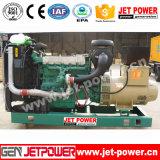 generador insonoro de las producciones de energía del motor diesel de 250kVA Volvo 200kw
