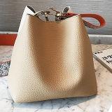 La mujer elegante bolso de cuero de PU Nuevo Diseño de bolsas de Dama Correa de hombro con Snake SY8509