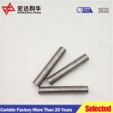 K10/K20/K30/K40 Polaco sólida herramienta de mano de varillas para cortar