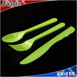 생물 분해성 녹색 칼붙이 생물 분해성 식기