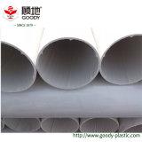 """6 """" pouce de diamètre Tuyau PVC-U en plastique blanc"""