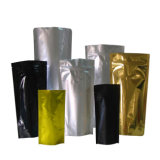 2017 Venda Quente Reforço lateral de saco de café de Alumínio