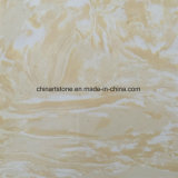 De Witte Kunstmatige Marmeren Plak Onxy van China voor de Tegel van de Muur