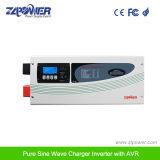 500~6000W met lage frekwentie gelijkstroom aan AC AVR de Zuivere Omschakelaar van de Golf van de Sinus
