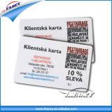 Карточка VIP членства печатание цвета 4 пластичная с Barcode