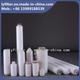 0.1, 0.22, 0.45 Mikron gefalteter Pes-Membranen-Kassetten-Filter mit 40 Zoll