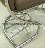 La conferencia europea del arte del papel de acero inoxidable de la silla de la silla recreacional preside la silla tapizada hotel al aire libre del hotel de la silla (M-X3533)