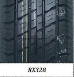 Los neumáticos del vehículo de pasajeros, neumáticos del coche, polimerización en cadena ponen un neumático 175/70r13 185/60r15 185/70r14 195/65r15 195/50r15