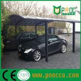 Carports/baldacchini della struttura del metallo con l'installazione facile del tetto DIY del policarbonato