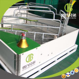 Het Werpen van het Ontwerp van de varkensfokkerij de Apparatuur van het Fokken van het Varken van het Krat voor het Landbouwbedrijf van het Gevogelte