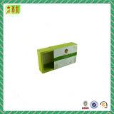Rectángulo de empaquetado del cajón caliente de oro del sello para el regalo/el producto electrónico