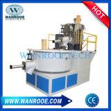 La mezcla de polvo de plástico de alta velocidad de la máquina mezcladora de masterbatch