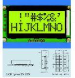 Type de caractère modules Stce08200 d'affichage à cristaux liquides avec le contre-jour