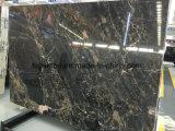 Graue Marmorsteinluxuxplatte für Fußboden/Bodenbelag/Treppe/Wand/Badezimmer-/Küche-Fliese/Badezimmer-/Wand-Fliese