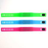 Vigilanza materiale del silicone con la vigilanza del LED Digital con la vigilanza multipla del braccialetto di colore per i capretti
