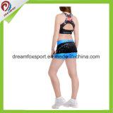 Cheerleading 사례 섹시한 착용을 인쇄하는 주문 타이츠 치어리더 제복 승화
