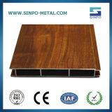 Деревянные зерна алюминиевых строительных материалов
