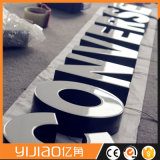 옥외 수지 Frontlit 디지털 LED 편지 Signage
