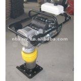 ホンダGx160 5.5HPエンジンを搭載するHcr90kガソリン振動のランマー