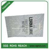 Il sacchetto di acquisto della coestrusione con il nastro adesivo ha personalizzato il sacchetto di elemento portante stampato marchio