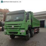 Sinotruk HOWO 8X4 camiones volquete Camión Volquete Pesados