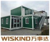 Casa prefabricada de alta resistencia para la construcción de instalaciones industriales de almacén