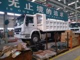 371 Izquierda/Derecha Sinotruk unidad 6X4 HOWO Volquete/vuelco camión pesado