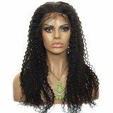 Части волос волны ананаса парик шнурка малайзийской дешевой свободно полный для чернокожих женщин