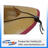Sombrero de paja del vaquero del verano para los hombres