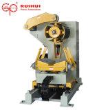 يدويّة أو هوائيّة معدن [أونكيلر] آلة يستعمل في صحافة خطّ