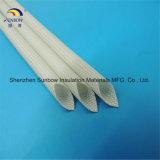 Fertigung-Fiberglas und Silikon-Gummi-Kabel umsponnenes Sleevings