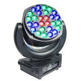 zoom capo mobile della lavata LED di 36PCS 10W RGBW 4in1