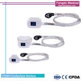 Ce 4 asas Cryolipolysis médicos de la máquina para la reducción de grasa la pérdida de peso