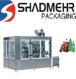 Machine de remplissage de bouteilles en verre de boisson de jus de fruits