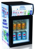 De mini Showcase van de Drank van het Bier van de Bovenkant van de Lijst Koelere (jga-SC21BY)