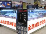 Kingspec Fabrik heißer verkaufenfestkörperfestplattenlaufwerk-Lieferant sSD-Msata 128GB von China