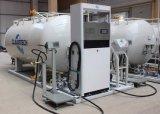 2.5ton LPG gas Filling station mobile LPG Filling plans for Nigeria