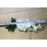 Fiori falsi di seta dei fiori artificiali del Delphinium per la decorazione domestica di cerimonia nuziale