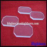 Hoher Reinheitsgrad-Kreuzspulmaschine-Schnitt-Silikon-Quarz-Glas-Vorstand