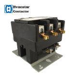 3 pôles DP AC Contacteur magnétique électrique du contacteur