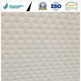 マットレスおよび枕Cover/2018newのための白い100%Polyesterによって編まれるファブリック
